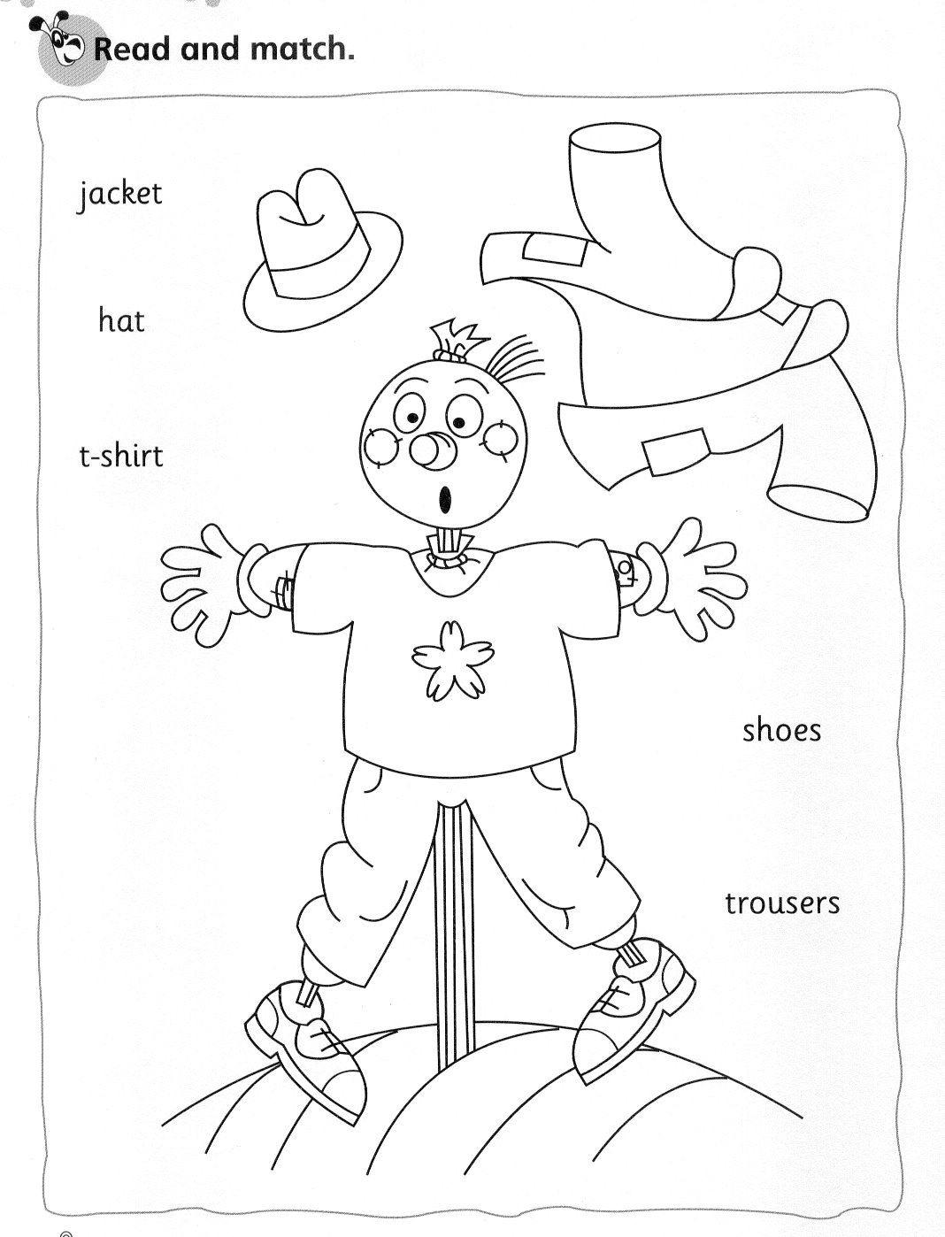 Educacion Infantil Clothes And Seasons